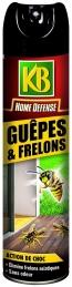 Aérosol spécial guêpes frelons - Home défense - 400 mL - KB