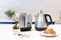 Toaster - Evoke - Inox - 850 Watts - MORPHY RICHARDS