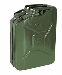 Jerrican en métal - 20 L - RIBIMEX