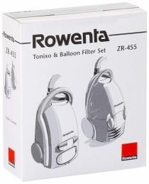 Sacs aspirateur ZR455 - Artec - Spongo - Tonixo - Lot de 10 - ROWENTA