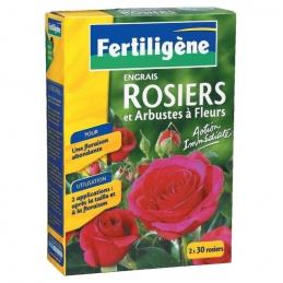Engrais pour rosiers et arbustes à fleur - 1.5 Kg - FERTILIGENE