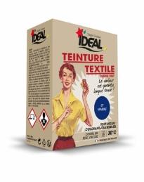 Teinture textile pour machine - Marine - 350 Grs - IDEAL