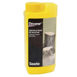 Destructeur de souche - 375 Grs - DECAMP
