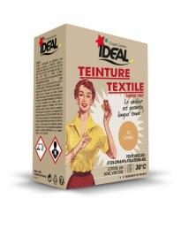 Teinture textile pour machine - Camel - 350 Grs - IDEAL