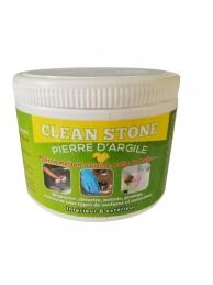 Nettoyant pour la cuisine - Clean Stone Pierre d'argile - Blanc 500 ml