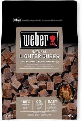 48 carrés allume-feux - WEBER