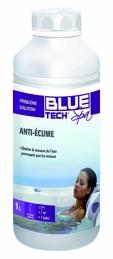 Anti-écume liquide pour spa - 1 L - BLUE TECH
