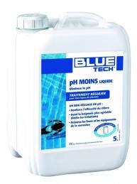 Correcteur de PH - PH Moins - Traitement régulier - 5 L - BLUE TECH