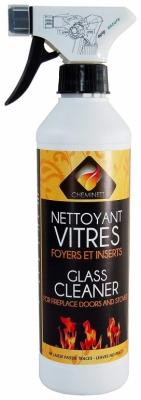 Nettoyant pour vitres d'insert - 500 ml - CHEMINETT