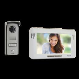 Visiophone 2 fils Grand écran avec deux Haut-parleurs - MIKA - EXTEL