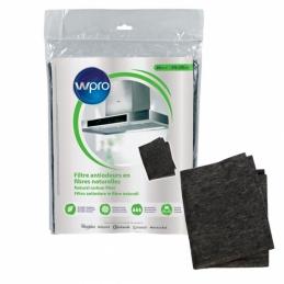 Filtre de hotte anti-odeurs - Fibres naturelles - NCF201 - WPRO