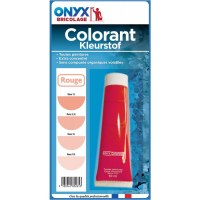 "Colorant universel ""Colortech"" - Rouge - 60 ml - ONYX"