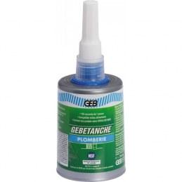 Gebetanche - Résine étanchéité plomberie - 75 ml - GEB