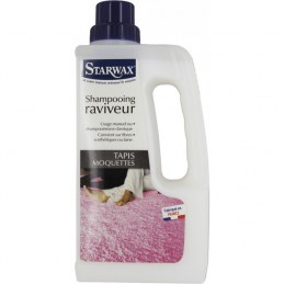 Starmoquet shampoing raviveur moquette - 1L de STARWAX
