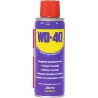 Huile multi-fonctions WD-40 - Aérosol de 200 ml
