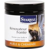 Rénovateur Fonte - Spécial Cheminée - 200 ml - STARWAX