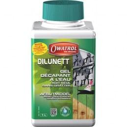 Gel décapant Dilunett - 1 L - OWATROL