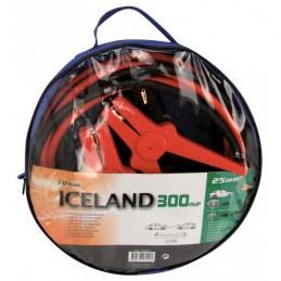 Câbles de démarrage - 300A - 25 mm2 - ICELAND