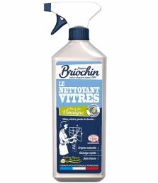 Le nettoyant vitres à base de vinaigre -750 ml - BRIOCHIN