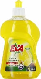 Liquide vaiselle main - Citron - 500 ml - ECA PROS