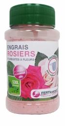 Engrais rosiers et arbustes à fleurs - 530 Grs - FERTICAMENT