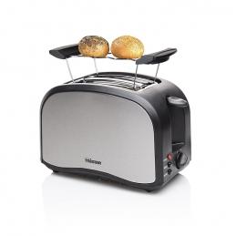 Grille-pain - 2 fentes - Inox et noir - BR-1022 - TRISTAR