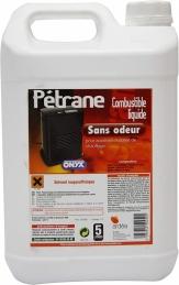 Combustible liquide pour chauffage - Pétrane - 5 L - ONYX