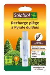 Recharge pour piège contre la pyrale du buis - 1 seringue - SOLABIOL
