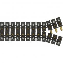 Barettes de connexion Suprem à broche - Noir - 10mm2 - LEGRAND