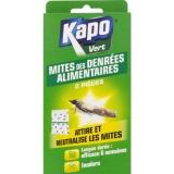 Mites alimentaire Kapo Vert - Piège - 2 pièges - KAPO