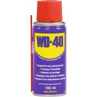 Huile multifonction WD-40 - Aérosol clip 100 ml