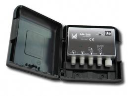 Amplificateur UHF-DAB/FM 32 dB LTE MAT - AM 266 - ALCAD