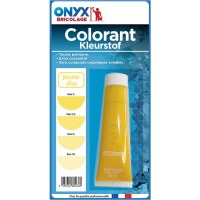 "Colorant universel ""Colortech"" - Jaune d'Or - 60 ml - ONYX"