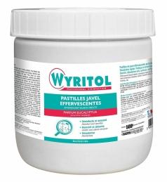 Pastilles de javel effervescentes - Eucalyptus - 150 pastilles - WYRITOL