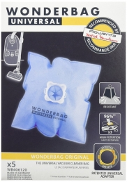 Sacs aspirateur Universel Wonderbag Original - Lot de 5 - ROWENTA