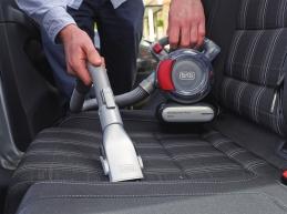 Aspirateur Dustbuster® Flexi® Auto™ 12V avec flexible intégré et action cyclonique - BLACK&DECKER