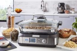 Cuiseur Vapeur CookFresh™ STM1000E - CUISINART