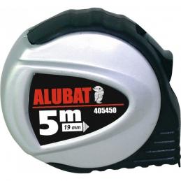 Mètre Alubat - Boitier ABS et aluminium - 5 M - OUTIBAT