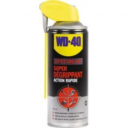 Super dégrippant à action rapide - 400 ml - WD-40 Spécialist