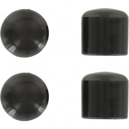 Embout plastique enveloppant - Ø 25 mm - PVM
