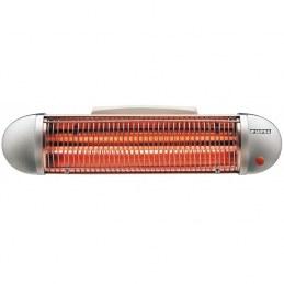 Radiateur Radiant 1800 W Infrarouge Fixage Murale - SUPRA