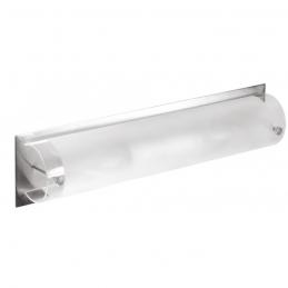 Applique de miroir de salle de bain - Acier et verre - Modena - RANEX