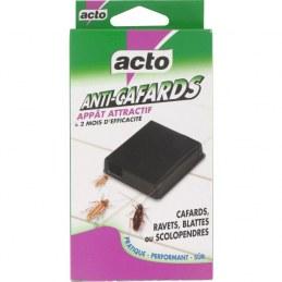 Boîte appât Anti-Cafards - Lot de 2 - ACTO