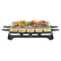 Pierrade Raclette en Inox - 1350 Watts - TEFAL
