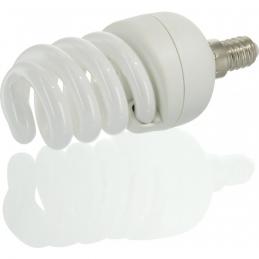 Ampoule Fluocompacte - Spirale - E14 - 15 W - 799 lumens - DHOME