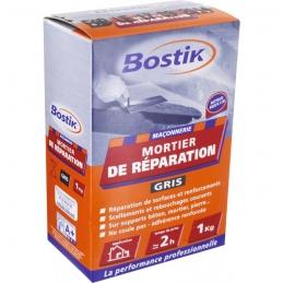 Mortier de réparation toutes surfaces - 1 Kg - BOSTIK