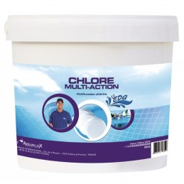 Chlore multiaction - Galets - 5 Kg - EDG