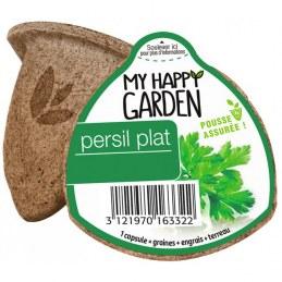 Capsule prête à planter - Persil - MY HAPPY GARDEN
