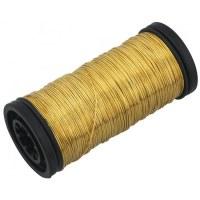 Bobine de fil carcasse laiton - Ø 4 mm - FILIAC