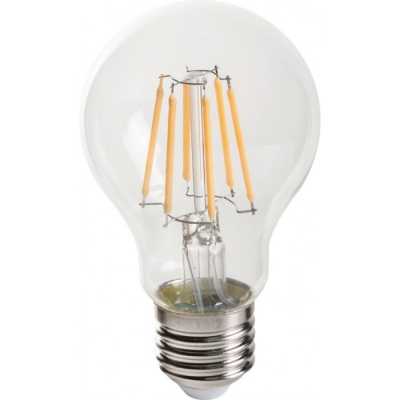 Ampoule LED - Sphérique - Filament E27 - 3.7 W - 470 lumens - DHOME